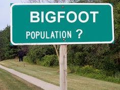 Bigfoot Population | The Crypto Crew