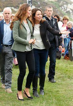 rebecca-deacon with Kate Middleton
