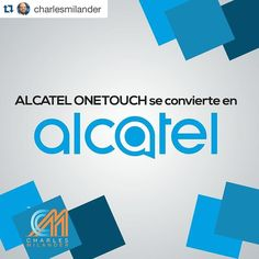 #Repost @charlesmilander with @repostapp.  ALCATEL ONETOUCH operará con el nombre de ALCATEL con un nuevo logotipo El nuevo logotipo refleja el compromiso de la marca con los millennials y la Generación Z ALCATEL apuesta por democratizar en innovación lo cual hace sentido para los consumidores y en crear dispositivos entretenidos pensados en los clientes. Para mas información visita: http://ift.tt/YftuXW  o http://ift.tt/1UbjSxR . @alcatelonetouch @alcatelonetouchlatam #alcatel…