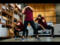Megan Batoon Choreography | WORK IT - YouTube