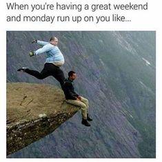 Yep. It's Monday Again - 20 Funny Pics