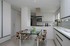 Cozinhas de apartamentos | assim eu gosto