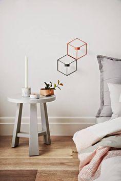 Ti piace la decorazione geometrica sulla parete?La trovi su Buru Buru!