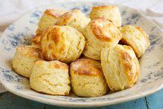 Baking Powder Biscuits: King Arthur Flour