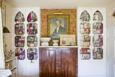 See more images from India Hicks Family Tradition on domino.comEloise closet