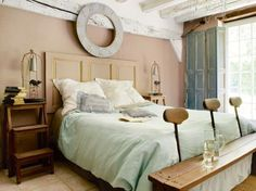 espacios con aire vintage