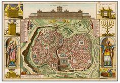 Jerusalem (1720), Daniel Stoopendahl