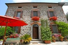 old stone house in tuscany in Lamporecchio