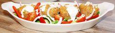 115 kcal pr. 100 g 20 stk: ca. 65 kcal pr. stk.  Ingredienser 250