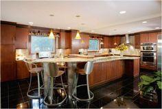 Mid-Century Modern Kitchen Ideas   Design Inspiration of Interior,room,and kitchen