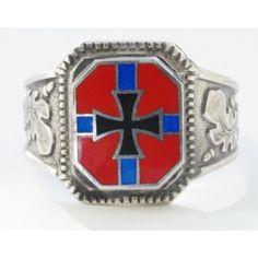 Norwegian Viking Division Ring