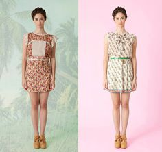 Cecilia Hernández presenta la nueva colección de su marca Talitha #vistelacalle
