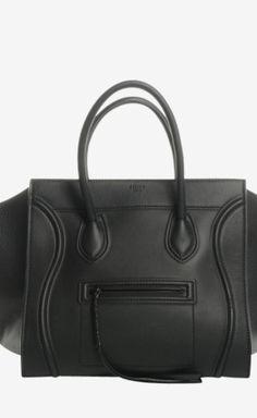 Céline Black Handbag | VAUNTE