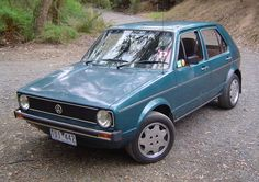 VW Golf 1 - ジョルジェット・ジウジアーロ - Wikipedia