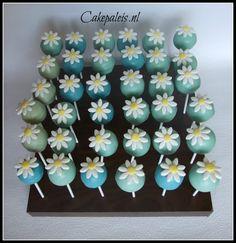 Cake pops bloem