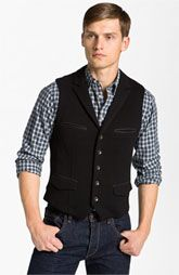 rag & bone 'Chamber' Waistcoat.  Available at Nordstrom in Green Hills