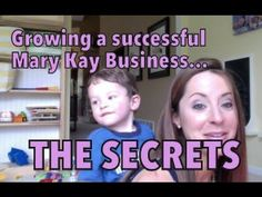 Michelle Cunningham, Mary Kay Sales Director | Finding New Leads