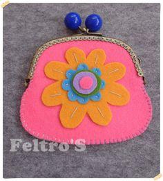 Carteira Flor