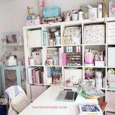 pastel craftroom