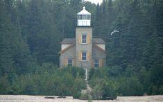 Bois Blanc Island Light