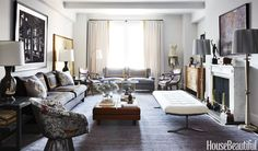 A New York Apartment Offers a Master Class in Decorating With Fine Art