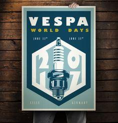 Die 20 Besten Bilder Von Vespa World Days 2017 Vwd 2017