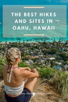 Where to go in Oahu, Hawaii. The must-see sites: Street art, where to eat, what to do and what to wear in #Honolulu #Oahu #Hawaii
