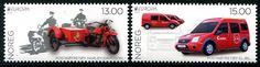 Norway Europa 2013 Stamps