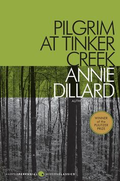 and anything by annie dillard