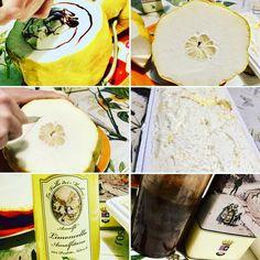 """#AMALFI Perfumed #Citrus #Dessert. Very easy!!! Ingredients: - 1 Amalfi's Perfumed Citrus """"Ponzino""""; - 0,400 g. Lemon Delizia Ice Cream - Limoncello & Lemonciok! #LemonMind#lemon #lemonicecream #icecream #dessertporn #amalfilemon #amalficoast #slowfood #organicfruit #organicfarm #whenlemongivesyoulife #goodfood #italianfood #southitaly #lemontour"""