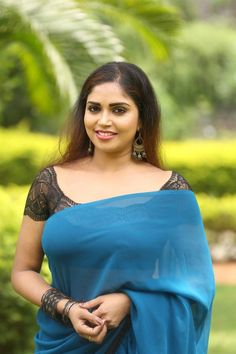 Karunya Chowdary In Blue Saree at 3 Monkeys Movie First Look Indian Designer Saree TOLLYWOOD STARS Photograph INDIAN DESIGNER SAREE TOLLYWOOD STARS PHOTOGRAPH | IN.PINTEREST.COM WALLPAPER EDUCRATSWEB