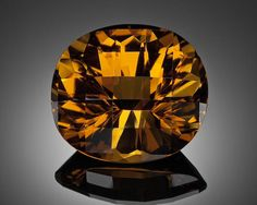"""Exceptional Heliodor (Golden Beryl)--""""A Member of the 100 Carats Club"""""""