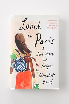 Love of a Frenchman and French food intertwine, making a delicious concoction of romance, indulgence and exploration. Francophile or not, you'll fall head over heels for the recipes, characters and imagery. By Elizabeth Bard.