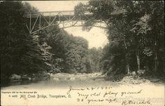 Mill Creek Bridge Youngstown Ohio