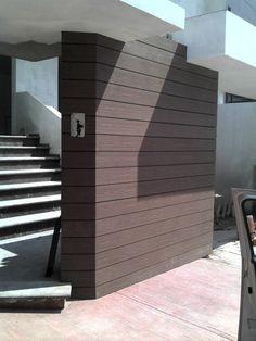 La modernidad y el dise o permiten al azulejo y a las for Outdoor decking boards