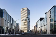 Gallery - G-Tower / HAEAHN Architecture + Designcamp Moonpark dmp + Gyung Sung Architects + TCMC Architects & Engineers - 10