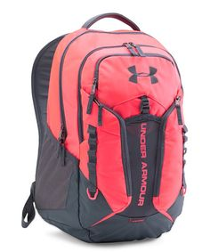 b6f771179e09 Look at this Under Armour® Pink Chroma Storm Contender Backpack on  zulily  today!