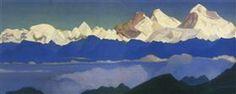 Everest - Nicholas Roerich