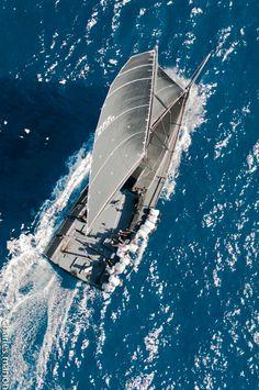 heyfiki:  byCharles Marion  Barca a vela ⛵️  #barcheavela #vela #yacht #sailing ⛵️ http://www.noleggiobarcheavela.eu/ ⛵️