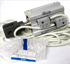 SMC CDQ2CP50-50D-Y-Pl74GL Air / Pneumatic Cylinder, Compact #SMC