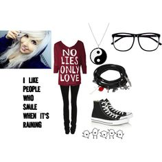 """""""Untitled #19"""" by ninjabear09 on Polyvore"""