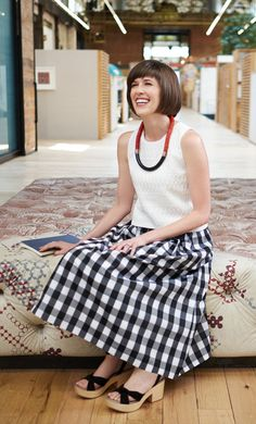 Petite Q & A with Anthropologie's petites buyer.