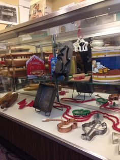 2015 museum display Christmas in the Kitchen