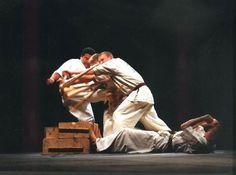 pokaz rosyjskich karateków