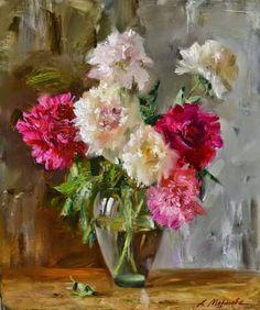 Anna Marinova /Анна Маринова, 1983 - Figurative painter