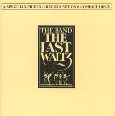 The Last Waltz - The Band Vinyl
