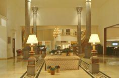Loby Hotel Presidente Intercontinental Puebla