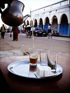Morocco Tea for Two   Moroccan Tea