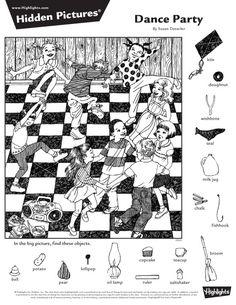 2016년 5월 숨은그림찾기 3편, 어린이 숨은그림찾기, Hidden Pictures [수정] : 네이버 블로그 Hidden Object Puzzles, Hidden Picture Puzzles, Hidden Objects, Hidden Words, Hidden Images, Hidden Pictures Printables, Search And Find, Brain Breaks, Find Picture