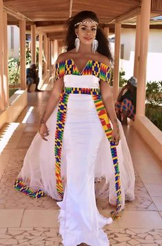 White wedding dress/ African sexy dress/ Nigerian styles/ African fashion/ African clothing for women/African attire/Ankara fashion/Gown Worried about on how to get that attention calling dress you can wear for your event? African Prom Dresses, Latest African Fashion Dresses, African Dresses For Women, African Print Fashion, Sexy Dresses, Ankara Fashion, Nigerian Fashion, Africa Fashion, African Women